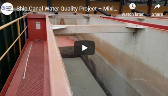 screenshot of SPU hydromill video