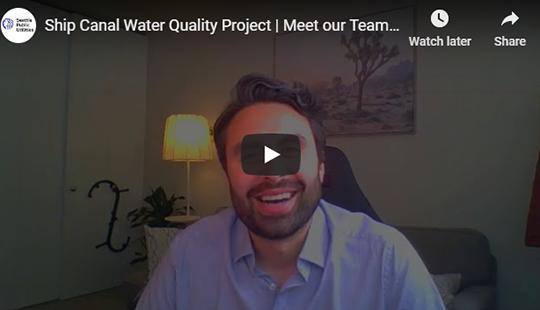 screenshot of SPU meet the team video